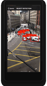 Mobile Object Detection